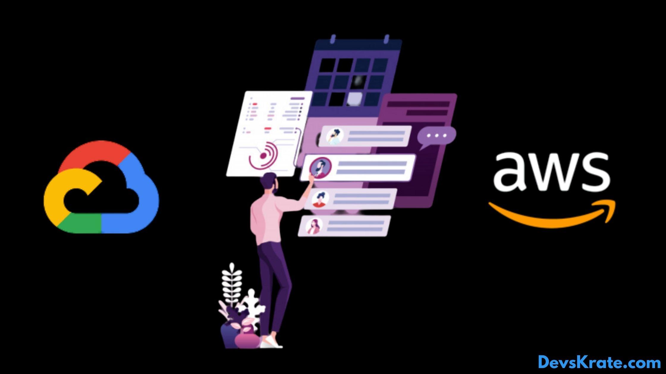 Google Cloud Platform vs Amazon Web Services
