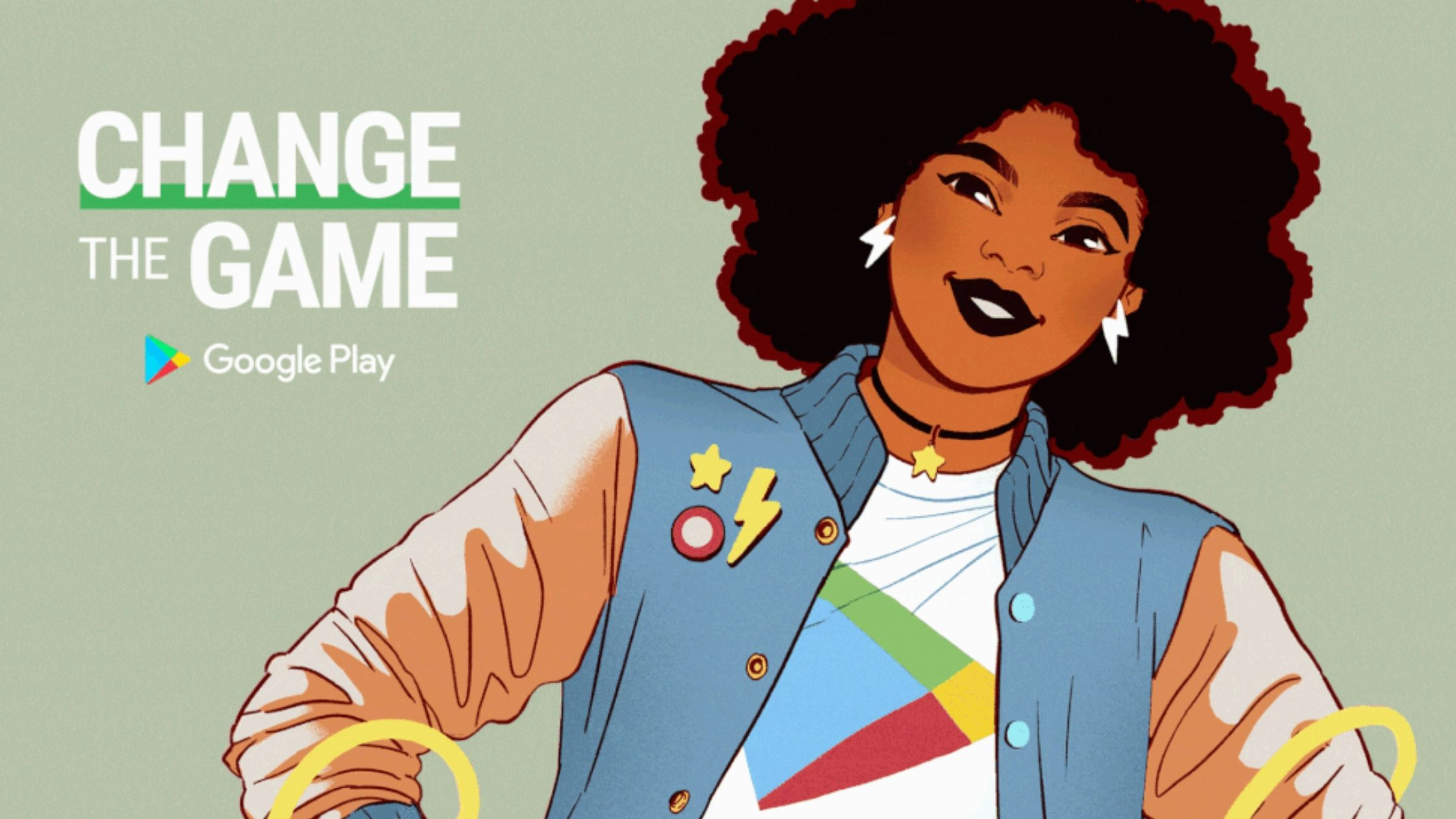 Google's Change the game design challenge