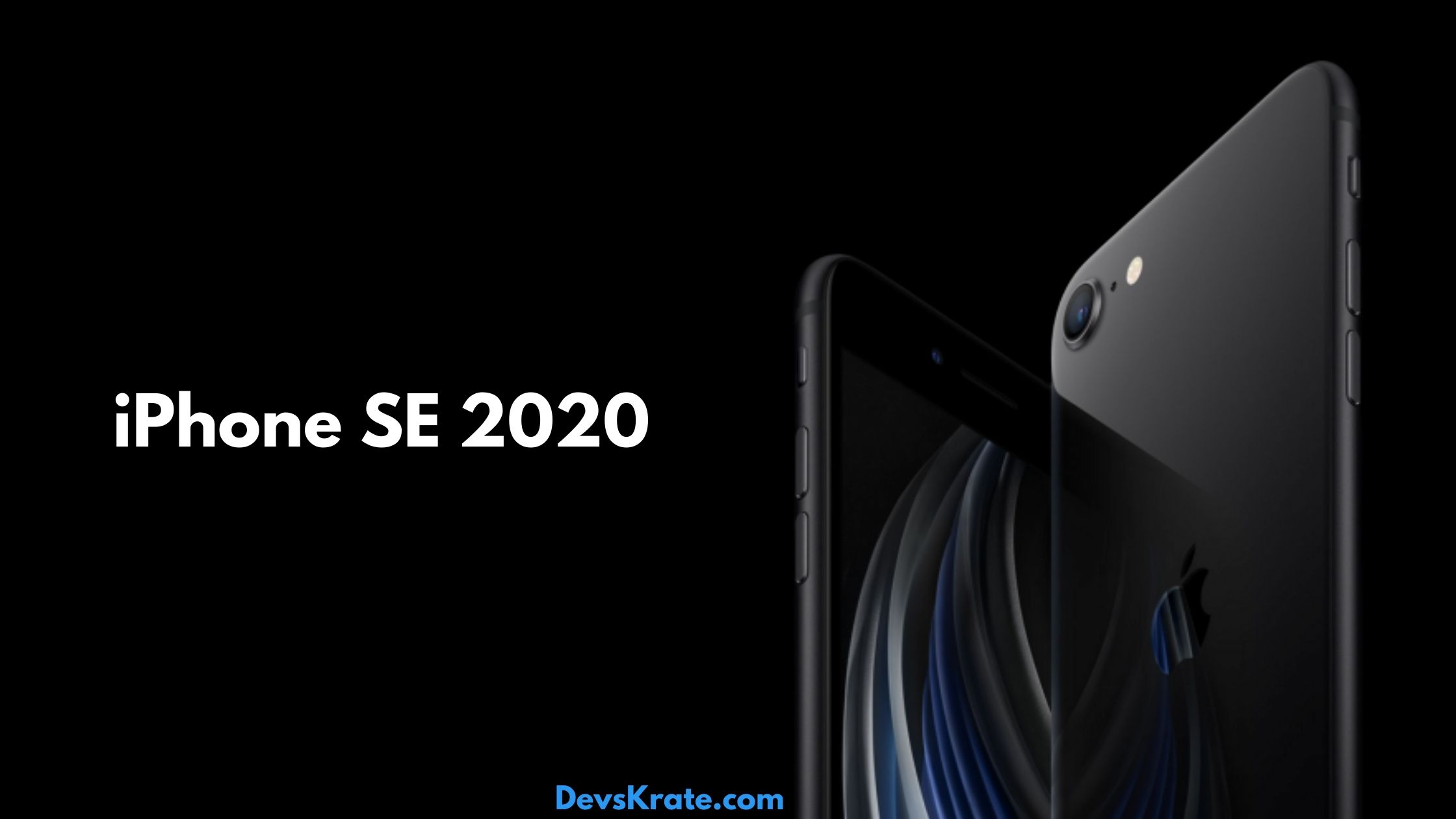 Apple iPhone SE 2020 is ready!