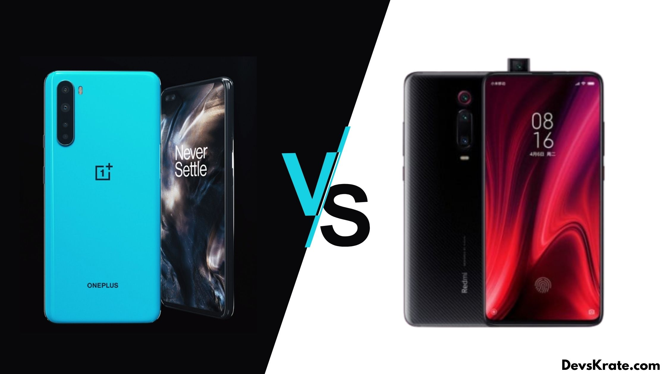 Is OnePlus Nord better than Redmi K20 Pro?