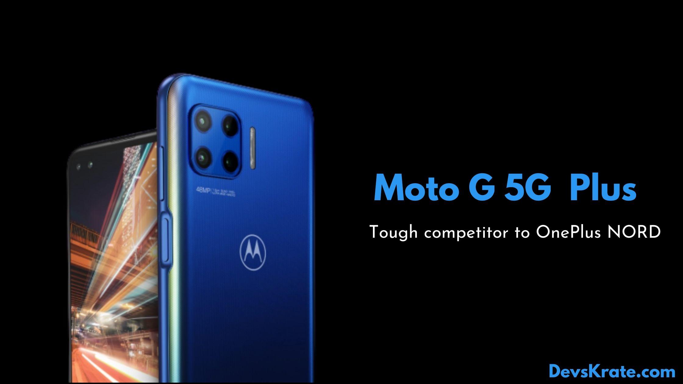 Moto G 5G Plus Specs and Price