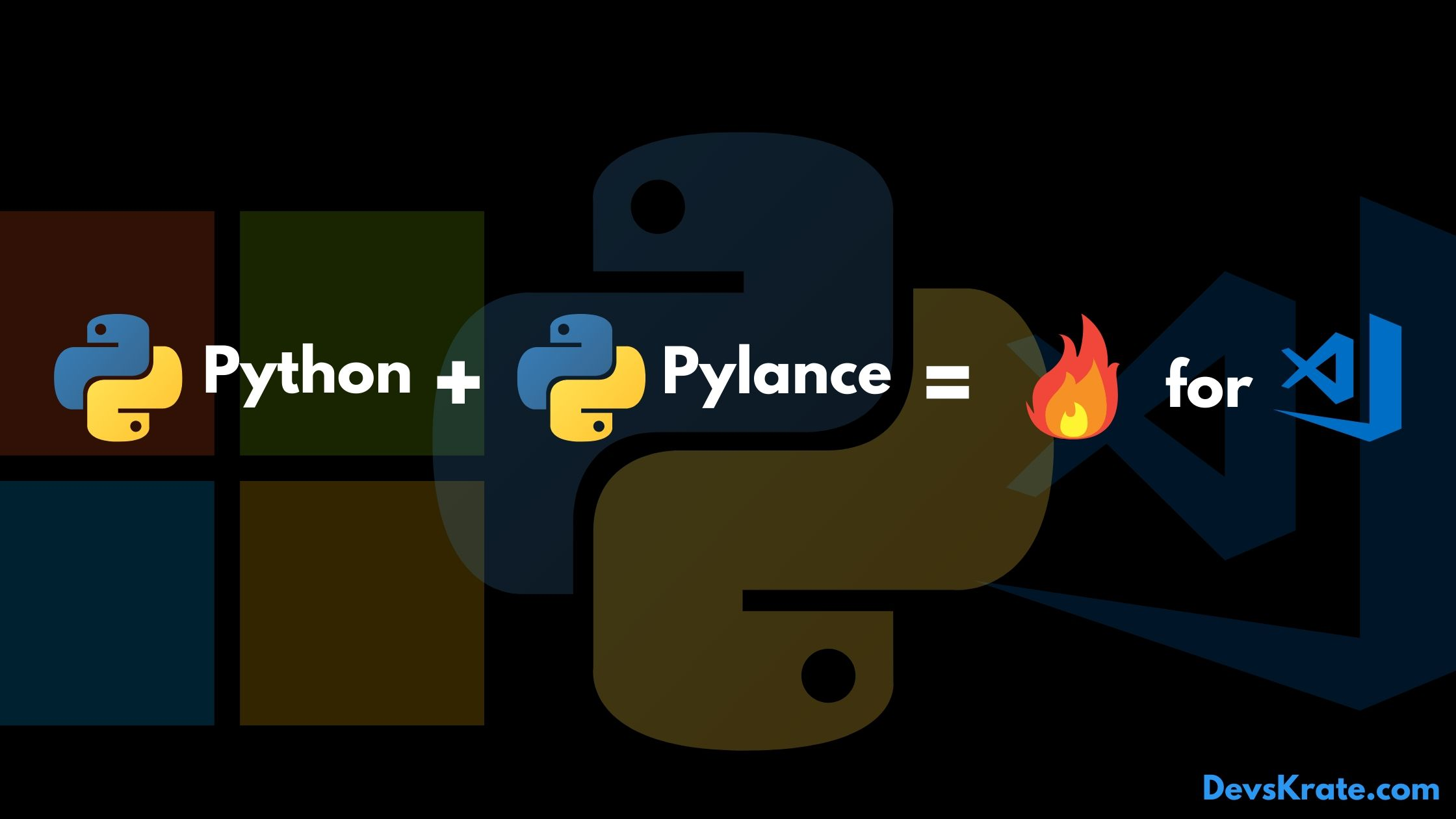 Microsoft introduces Pylance to improve Python on VS Code