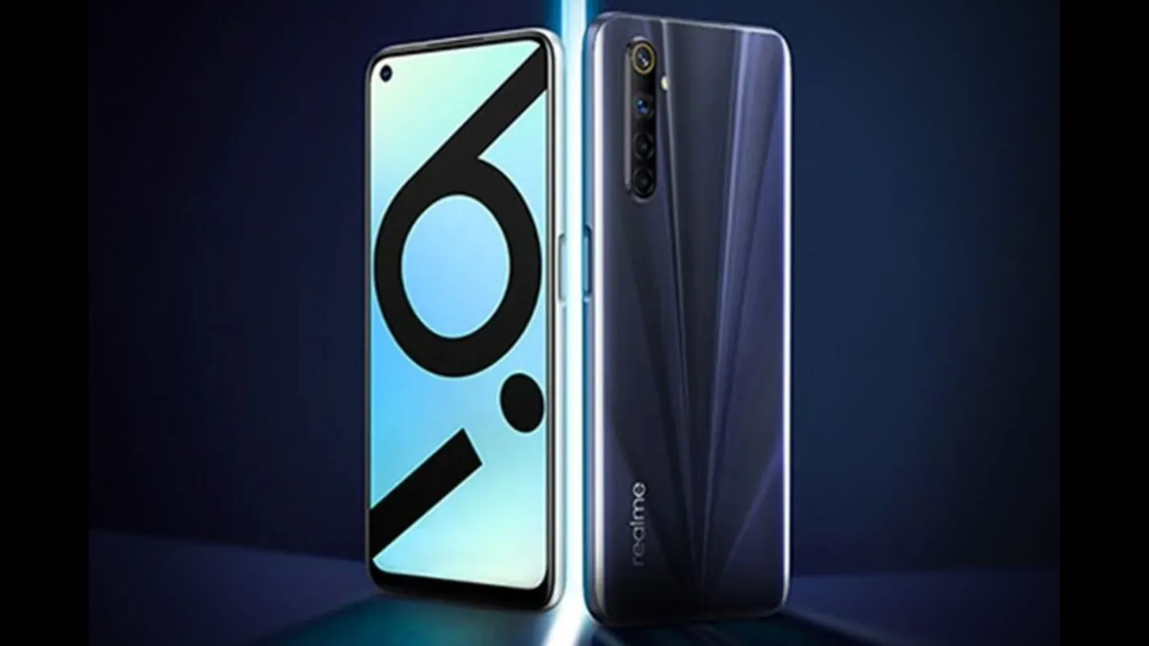 Realme 6i launched in India