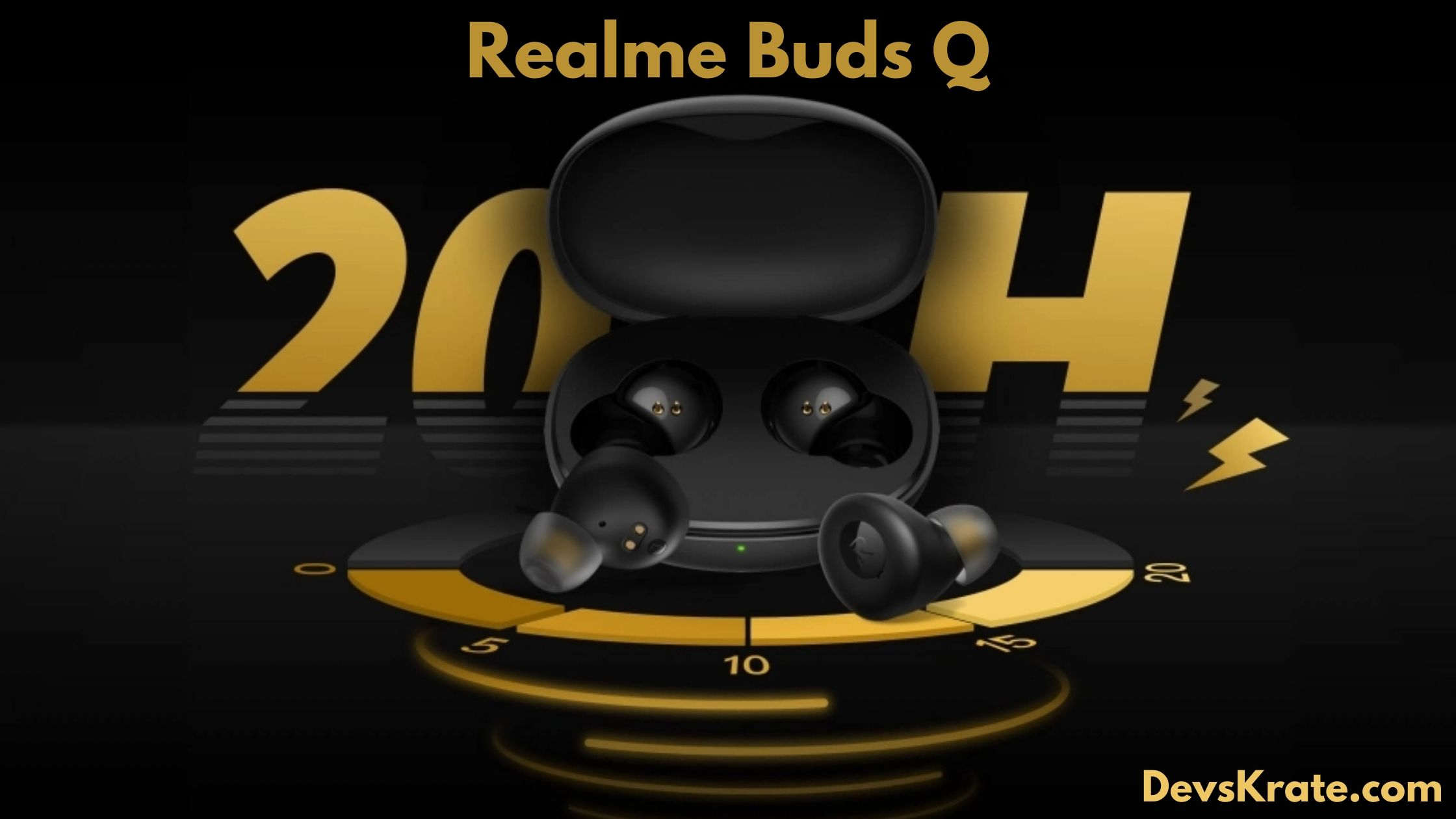 Realme Buds Q launched in India