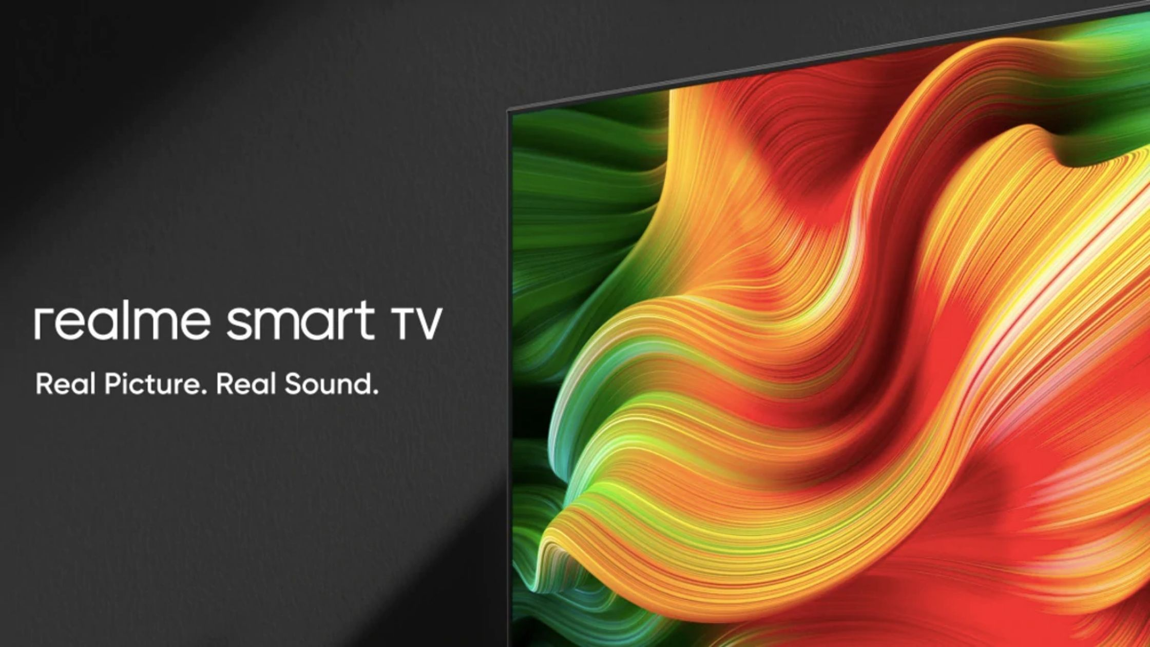REALME Launched 32, 43 inch smart TV in India starting at Rs 12,999