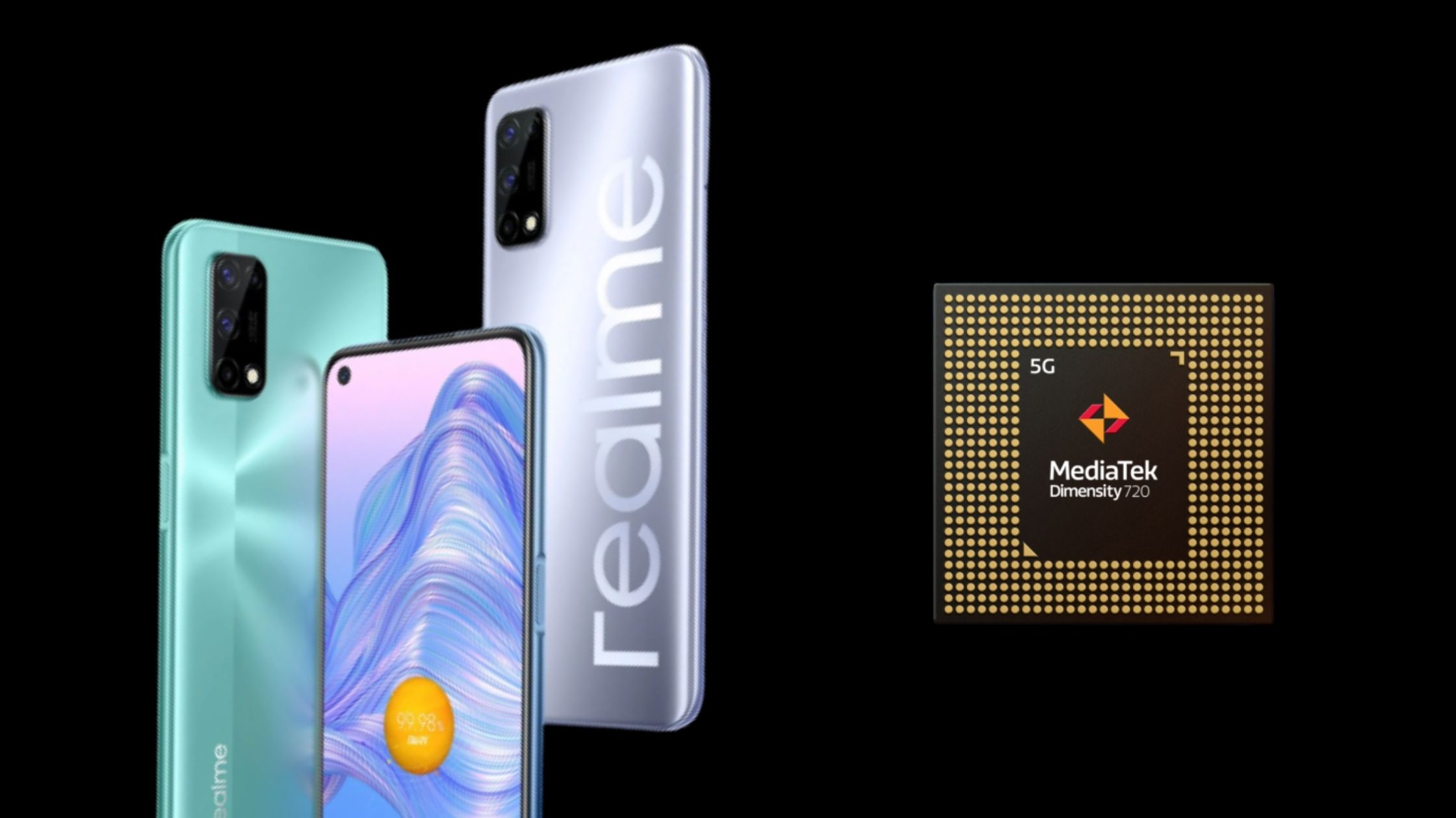 Realme V5 launched in China- Specs and Price