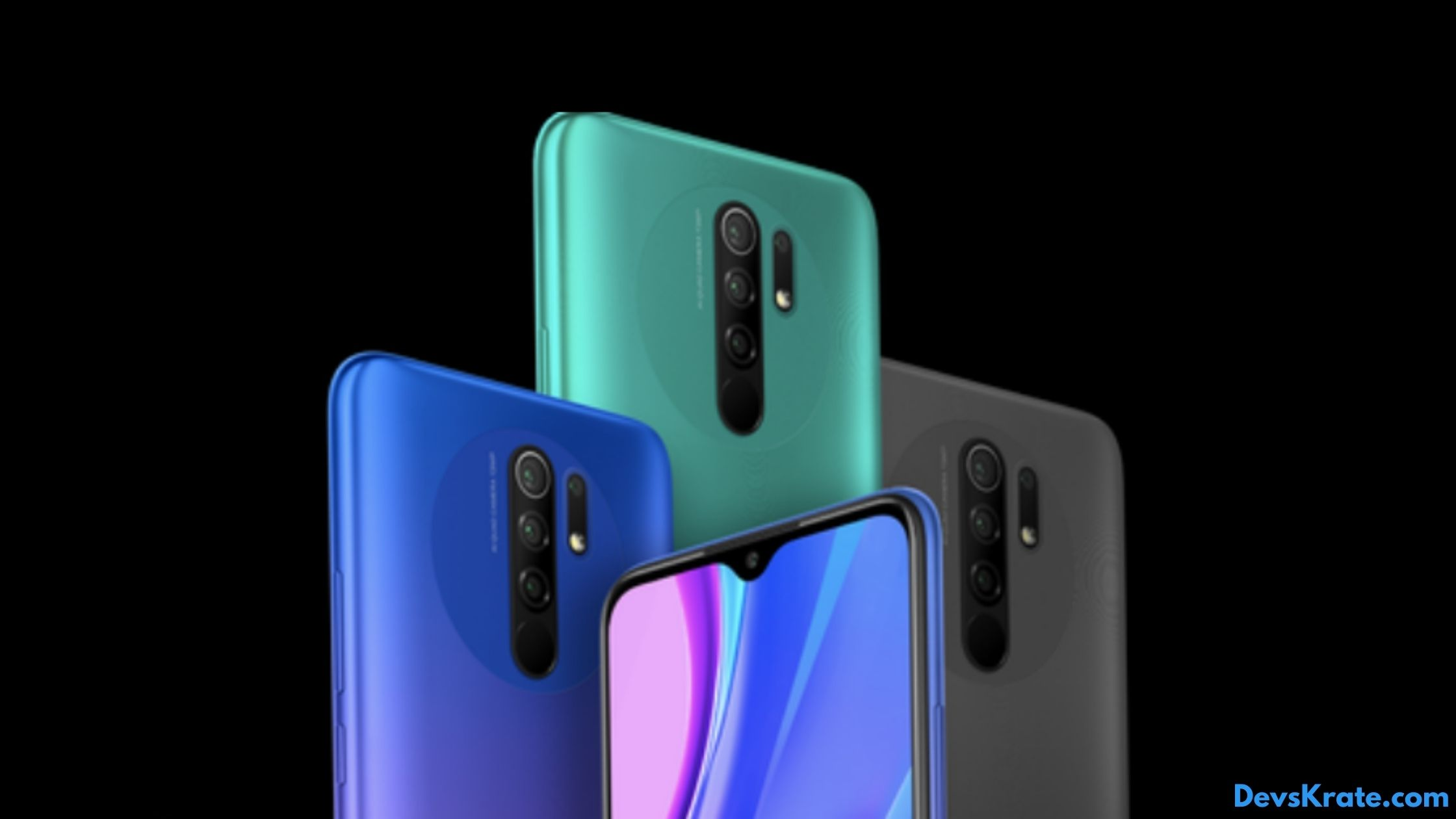 Redmi 9 Prime launched in India- Specs and Price