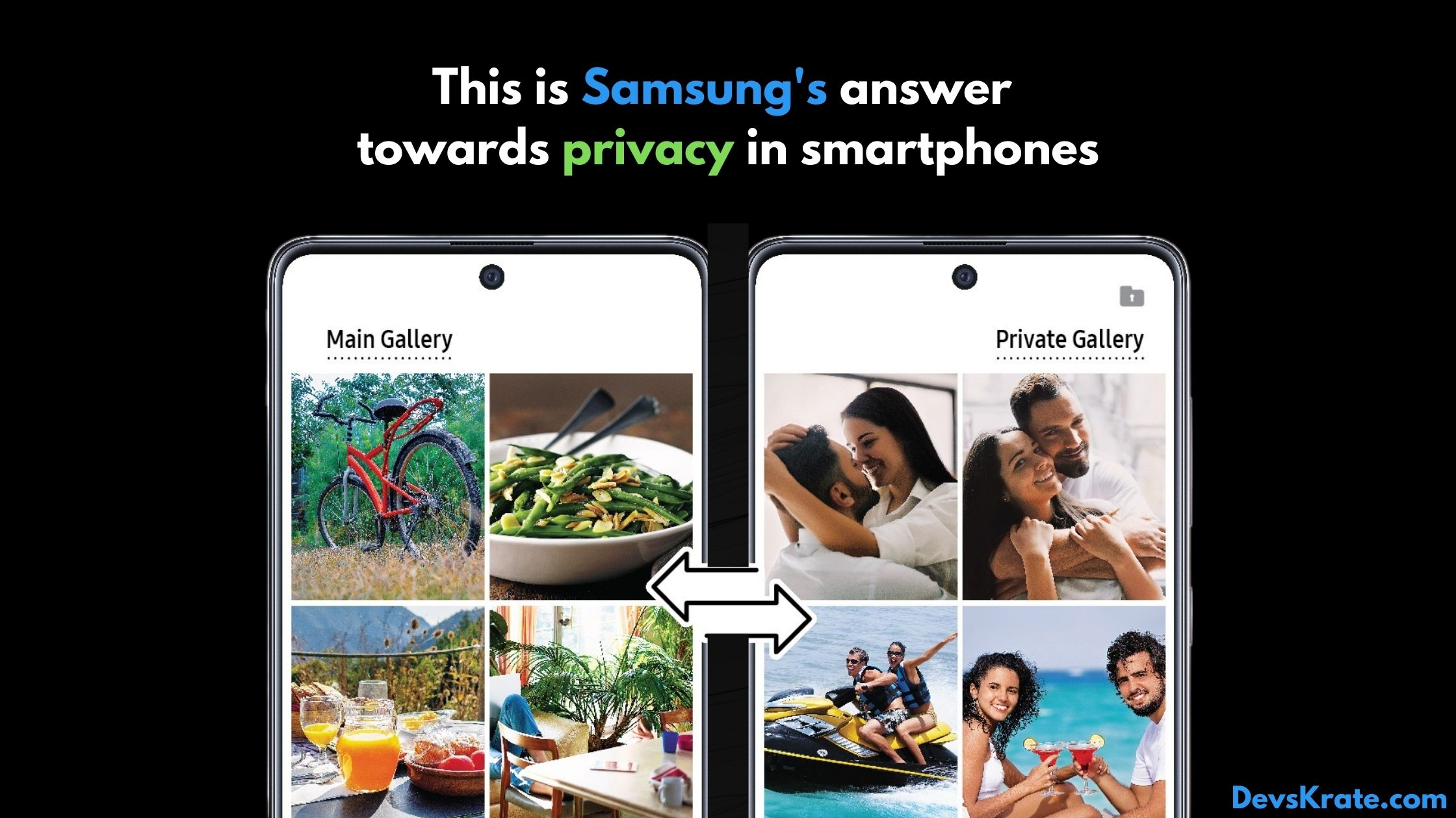 Samsung 'AltZLife': The Ultimate Private Mode