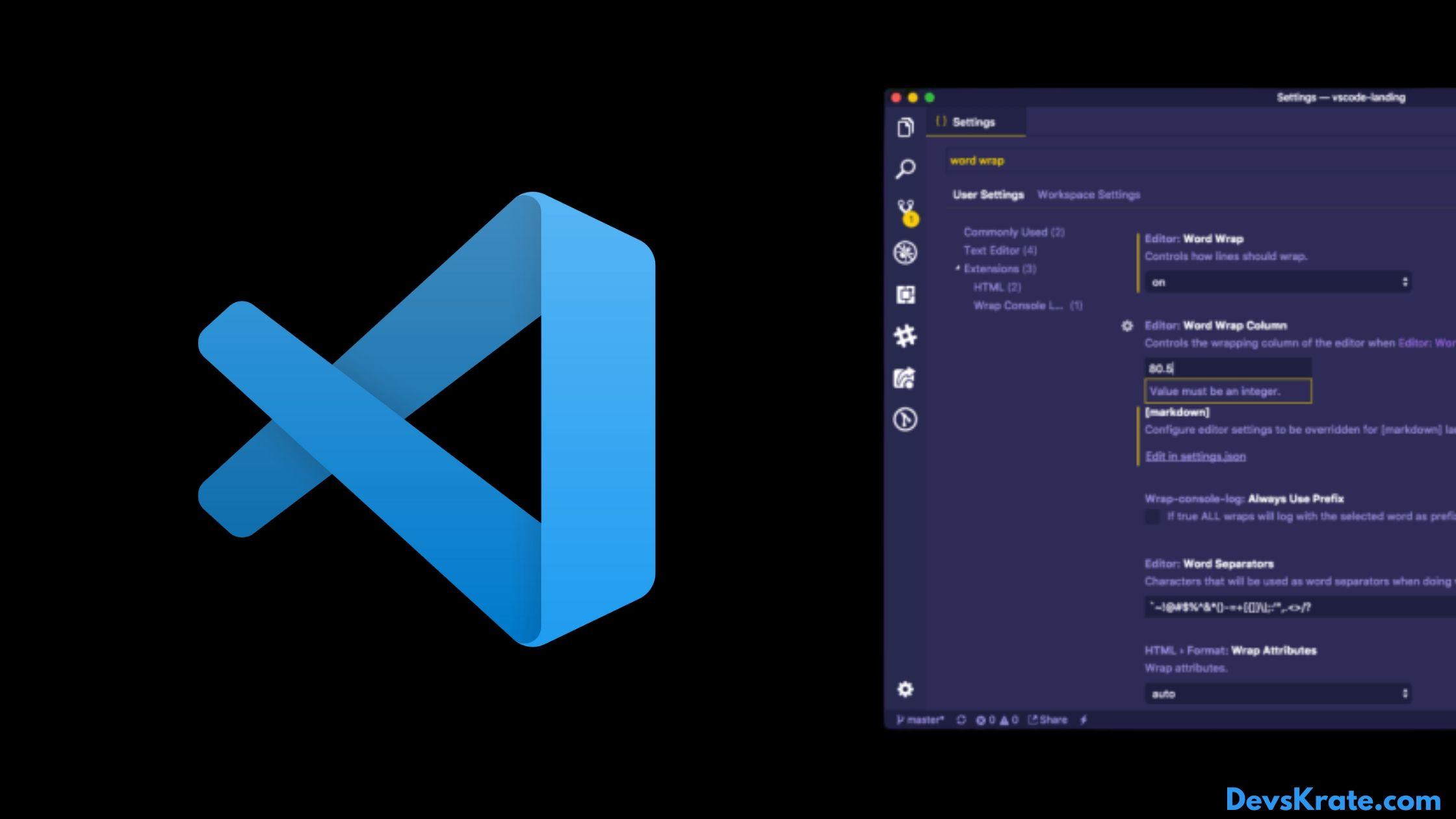 Configure your VS Code like a pro