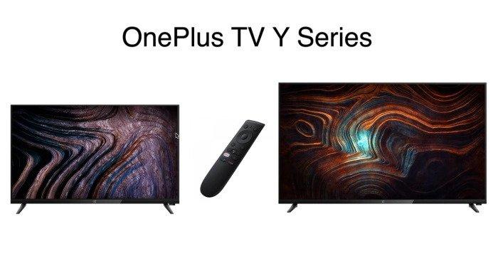 oneplus Y series tv