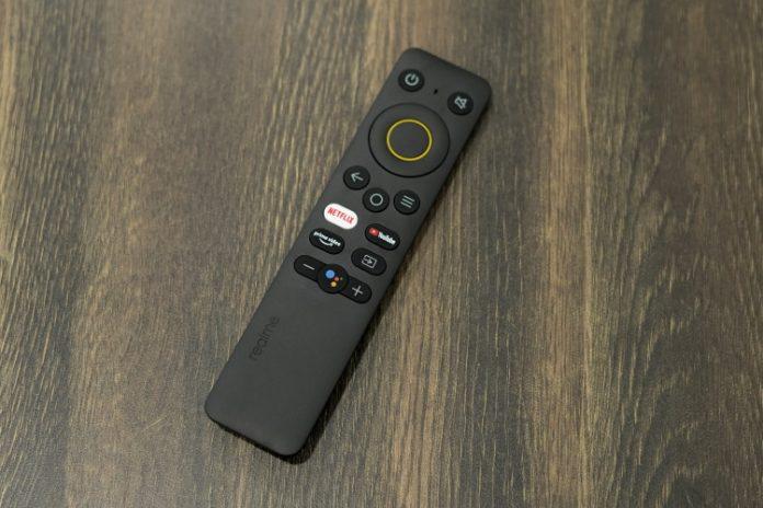 RealmeTV Smart Remote