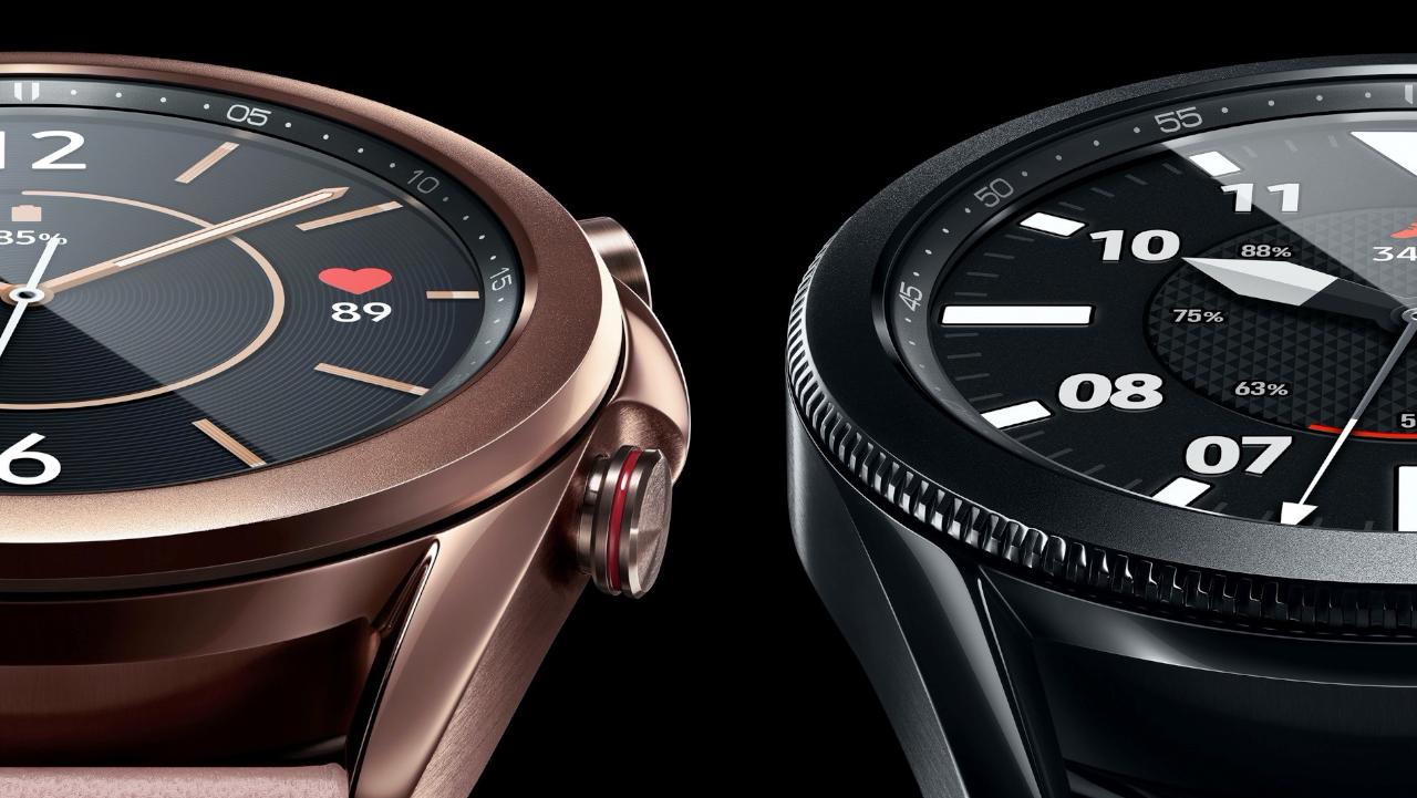 Galaxy Watch Design